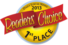 1st PLACE in AUTO SERVICE for the Chester County Readers Choice Awards